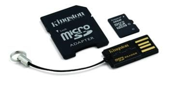 Kingston 16GB Mobility Kit G2 class 10