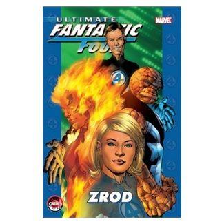 Bendis Brian Michael, Mark Millar: Ultimate Fantastic Four 1 - Zrod cena od 215 Kč