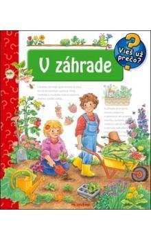 Andrea Erne: V záhrade cena od 190 Kč