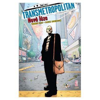 Darick Robertson, Warren Ellis: Transmetropolitan 4 - Nová lůza cena od 275 Kč