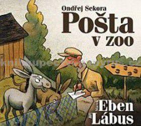 Ondřej Sekora: Pošta v ZOO - CD