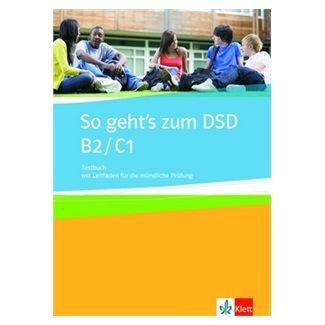 Brewińska a E.: So geht´s zum DSD - Testbuch cena od 324 Kč