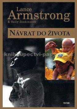 Lance Armstrong, Sally Jenkinsová: Návrat do života cena od 169 Kč