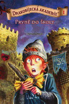 PB Publishing Drakobijecká akademie 1 Prvně do školy cena od 89 Kč