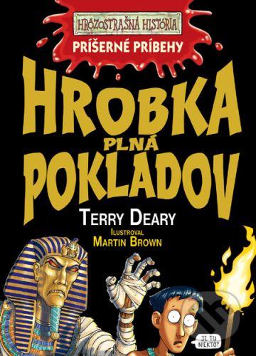 Terry Deary: Hrobka plná pokladov cena od 185 Kč