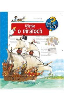 Andrea Erne: Všetko o pirátoch cena od 190 Kč