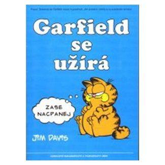 Jim Davis: Garfield se užírá - 5. kniha sebraných Garifeldových stripů cena od 75 Kč