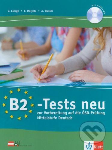 Z. a  Csörgö: B2 - Test zu B2 - Finale - kniha testů z němčiny cena od 415 Kč
