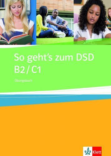 E. Brewińska, Hermann Buchner, B. Müller- Karpe: So geht´s zum DSD - Ubungsbuch cena od 480 Kč