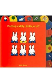 Dick Bruna: Počítej s Miffy. Kolik je to? cena od 98 Kč
