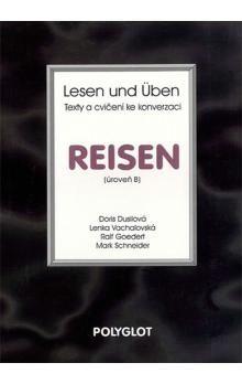 kol.: REISEN úroveň B - texty a cvičení ke konverzaci cena od 60 Kč