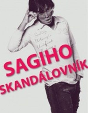 Sagvan Tofi: Sagiho skandálovník cena od 42 Kč