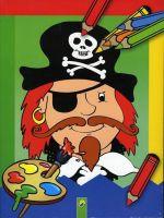 Rytíři a Piráti - Omalovánky (dvojbalení) cena od 45 Kč