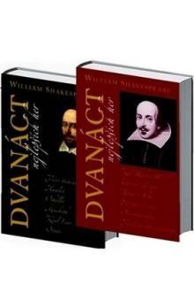 William Shakespeare: Dvanáct nejlepších her 1+2 - komplet cena od 609 Kč