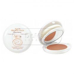 PIERRE FABRE MEDICAMENT PRODUCTION, BOULOGNE AVENE S kompaktní pudr 10 g bronz. ( tmavý ) odstín