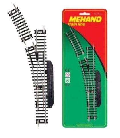 Mehano Výhybka levá H0 cena od 269 Kč