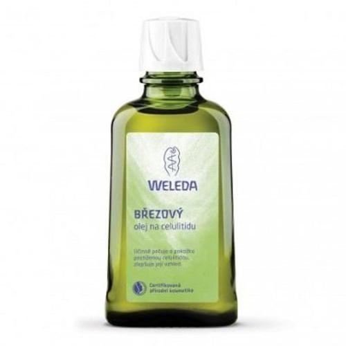 WELEDA AG WELEDA Březový olej na celulitidu 100 ml