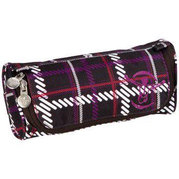 Chiemsee zebra black coffee, pouzdro na tužky
