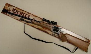 Edison Policejní puška Wichita Antik dvanáctiranná - 77,3 cena od 0 Kč