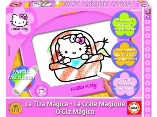 EDUCA Kreslící tabulka HELLO KITTY cena od 267 Kč