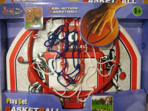 Alltoys CZ Basketbalová deska s kovovou obroučkou cena od 0 Kč
