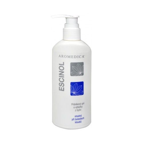 AROMEDICA Escinol zdravý kloub gel 200ml