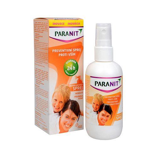 ALTERMED PARANIT preventivní sprej proti vším 100ml