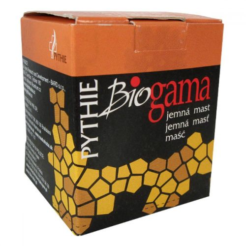 Bio Agens Research and Develop Pythie Biogama jemná mast 50ml