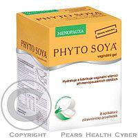 ARKOPHARMA LABORATORIES Phyto Soya vaginální gel 8x5ml