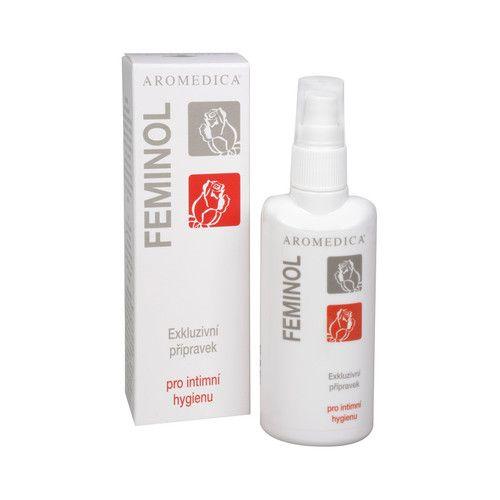 AROMEDICA Feminol mycí olej 100 ml intimní hygiena