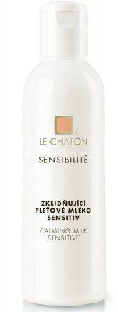 Le Chaton Zklidňující pleťové mléko Sensitiv 200 g
