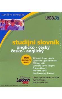 Anglický studijní slovník cena od 307 Kč