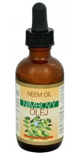 NEEM TREE FARMS Nimbový olej 60 ml