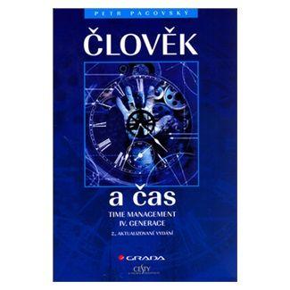 Petr Pacovský: Člověk a čas, 2.vydání cena od 338 Kč