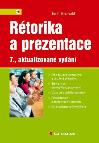 Hierhold Emil: Rétorika a prezentace cena od 471 Kč