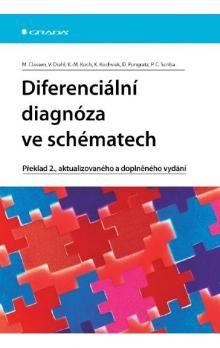 Diferenciální diagnóza ve schématech cena od 126 Kč