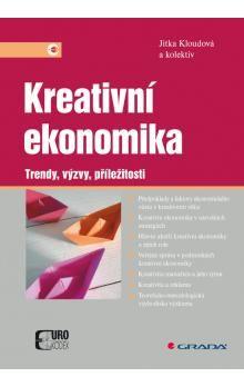 GRADA Kreativní ekonomika - Trendy, výzvy, příležitosti cena od 318 Kč