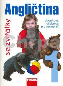 Procházková: Angličtina se zvířátky 1 cena od 129 Kč