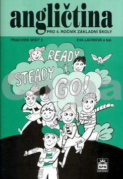 SPN-pedagogické nakladatelství Angličtina pro 4.ročník základní školy Pracovní sešit 2 cena od 69 Kč