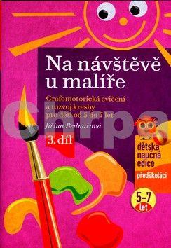 Jiřina Bednářová: Na návštěvě u malíře cena od 95 Kč