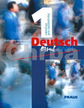 Drahomíra Kettnerová: Deutsch eins, zwei 1 cena od 223 Kč