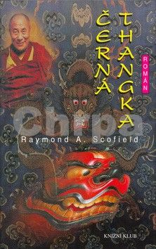 Raymond A. Scofield: Černá thangka cena od 199 Kč