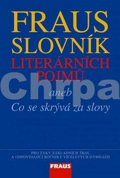 Lederbuchová Ladislava: Slovník literárních pojmů cena od 118 Kč