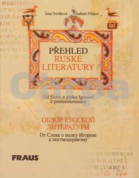 FRAUS Přehled ruské literatury cena od 135 Kč