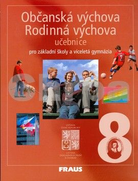 FRAUS Občanská výchova Rodinná výchova 8 Učebnice cena od 139 Kč