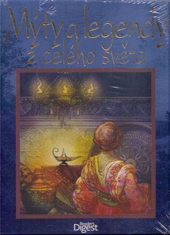 Kolektiv: Mýty a legendy z celého světa cena od 639 Kč