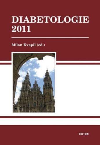 Milan Kvapil: Diabetologie 2011 cena od 249 Kč