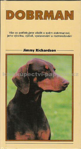 Richardson Jimmy: Dobrman cena od 103 Kč