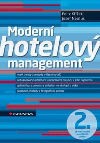 Josef Neufus: Moderní hotelový management cena od 269 Kč