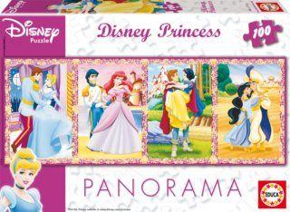 Educa Puzzle 100 dílků Panorama cena od 146 Kč